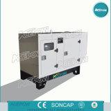 groupe électrogène silencieux d'écran à faible bruit d'engine de 40kVA Xichai