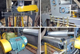 HDPE LDPE Capa giratoria de plástico de la máquina de soplado de película