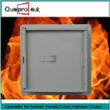 Painel de acesso com resistência nominal a fogo pode ser personalizado com a trava do cilindro AP7110