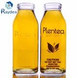 frasco de vidro de sílex 500ml para a bebida ou a água
