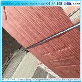 E2 접착제 포플라 Sapeli 베니어를 가진 코어에 의하여 주조되는 합판 문 위원회 피부