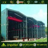 China el precio bajo el marco de acero galpón Taller de Diseño de Naves