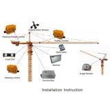 Eingabe-Moment-Anzeiger-, Antikollisions- und Zonen-Schutzsystem für Turmkran RC-A11-II