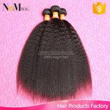 Волосы Weave африканский путать печати свободно индийские Kinky прямые самые лучшие для африканцев