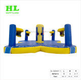 Kids Toy로 도전 Bungee Run Inflatable Basketball Sport Game