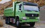 Autocarro con cassone ribaltabile di Sinotruk HOWO 6X4 del camion della Cina