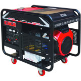 gerador da gasolina de 13kVA Honda com roda
