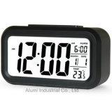 지능적인 시계 테이블 자명종 전자 시계