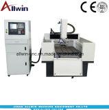 Prägendes und Gravierfräsmaschine Fräser-Metall CNC-6060