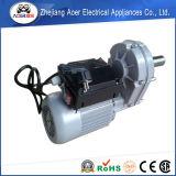 Однофазного переменного тока с низкой частотой вращения 4 полюсов электродвигателя переключения передач