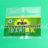 Belüftung-wärmeempfindliche schrumpfbare Hülsen für Flaschen-Kennsatz