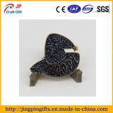 L'émail de haute qualité personnalisés Hat broche métallique d'un insigne de la Chine