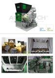Desfibradora/granulador de Els para el material del moldeo por insuflación de aire comprimido