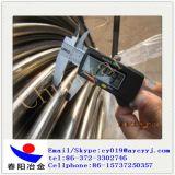 Casi 1-3mm Granuelによって満たされる芯を取られたワイヤー直径13mmカルシウムケイ素ワイヤー
