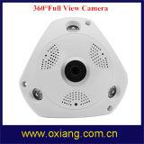 Visualização completa câmara CCTV Sem Fios 360 Grau 2 caminho interior de intercomunicador 960p Câmara IP WiFi