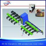 Profilo del tubo della fiamma del plasma di CNC di Autumatic/marcatura d'acciaio del foro taglio del fascio e macchina facente fronte