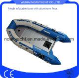 Торговая марка Noahyacht надувные лодки тендерной заявки с алюминиевыми пола (RXK370) для продажи