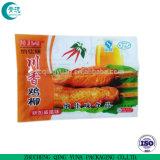El uso industrial de alimentos y material Material laminado bolsas de alimentos congelados