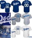 Ha personalizzato tutto il nome qualunque no. Qualsiasi alternativa domestica Jersey bassa fredda della strada di Los Angeles Dodgers dei capretti delle donne degli uomini di marchio della squadra