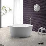 シャワー室のためのKingkonreeの固体表面の小さい浴槽