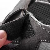 Zapatos de seguridad económicos básicos del Ce con ante del casquillo L-7216 de la punta