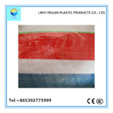 Colorful Strip Tarpaulin Main for East Asia Market