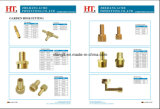 Adaptateur en laiton Adaptateur de tuyau hydraulique (I. DX FIP)