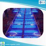 Kristallhochzeits-Stufe von der Sgaierstage China Stufeguangzhou-Stufe