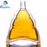 Bottiglia di vetro del whisky da 1.3 litri per l'accumulazione
