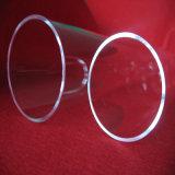 Surtidor claro del aislante de tubo del vidrio de silicona
