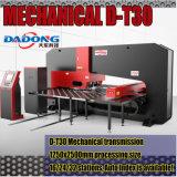 D-T50 두꺼운 격판덮개 6mm를 위한 CNC 포탑 펀칭기