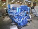 Motor diesel marina de Hnd para la nave/el vaso/el barco (TBD234V6/TBD234V8/TBD234V12) (110kw-700kw)