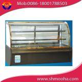 Équipement d'étalage de réfrigérateur d'affichage de boulangerie du modèle 1.5m d'arc