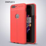 Het zachte Mobiele Geval van de Telefoon van Toebehoren TPU voor Oneplus 5