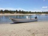 Aqualand 23feet 7m 섬유유리 단 하나 선체 Panga 어업 일 직업적인 모터 배 (230c)