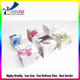 Empaquetage de papier fait sur commande de cadre de savon personnalisé par impression mate