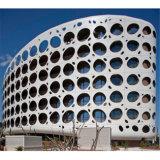 Panneau de revêtement en aluminium de forme anormale de PVDF