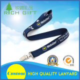 Hot Sale Promotion Scale Fabric Lockable Monogrammed Lanyard No Minimum Limited