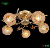Lampe suspension en cristal pour USA, Angleterre Chandelier Light (X-9261/5)