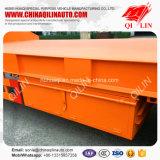 60 ton 3 de Aanhangwagen van Lowbed van de Hals van de Gans van Assen/Semi Aanhangwagen Lowboy
