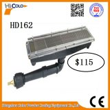 Moins de gaz de chauffage de flamme infrarouge support du panneau chauffant TUV HD162