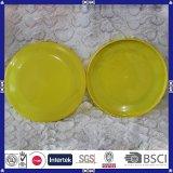 Frasco plástico del disco de Frisbee del plástico de la calidad superior y del precio bajo