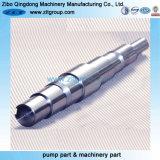 Asta cilindrica della pompa del macchinario di CNC di alta precisione con il prezzo competitivo