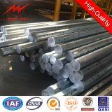 Puder Coating 12m Steel Tubular Pole Fasctory