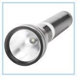 Lanterna elétrica recarregável mais longa da luz do feixe da potência do tempo de funcionamento