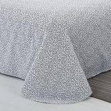 ホーム織物によって印刷される綿織物の羽毛布団カバーセット