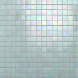 Piscina azul mosaico de vidrio baldosa mosaico de barata fábrica china