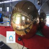 党/ショーのために膨脹可能なミラーの球を広告する熱い販売のスライバ