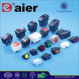 12V LED de 3 paneles de interruptores de circuito Barco balancín / Marina paneles de interruptores