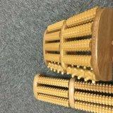 Panneau en bois de massage de rouleau de massage de pied